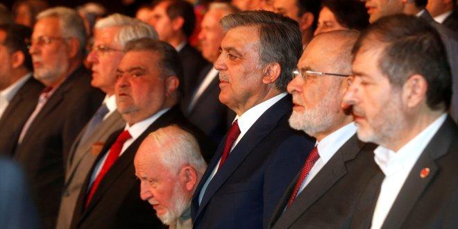 """Abdüllatif Şener: """"Abdullah Gül, muhalefetten oy alamaz"""""""