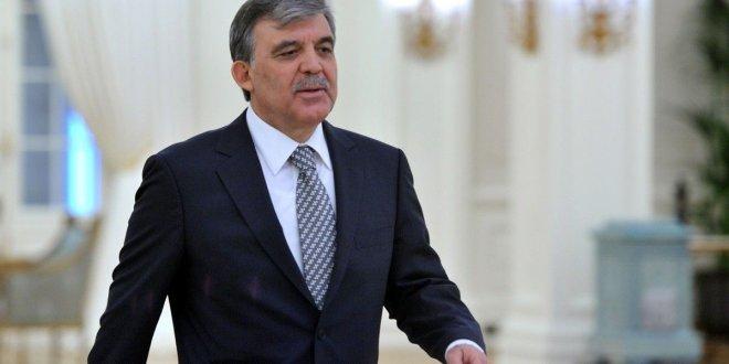 Abdullah Gül'ün çok heyecanlandığı gün...