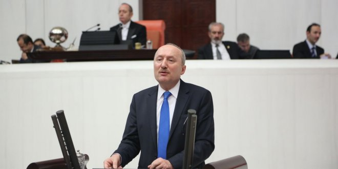 MHP Bursa Milletvekili Kadir Koçdemir, İYİ Parti'ye geçti