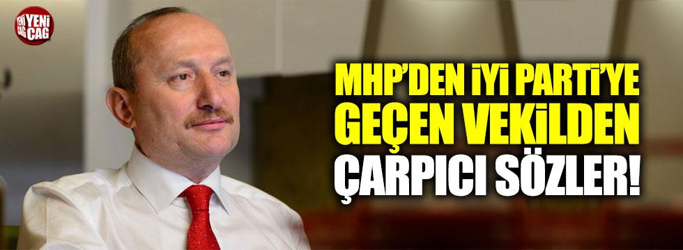 MHP'den İYİ Parti'ye geçen Kadir Koçdemir'den çarpıcı sözler!