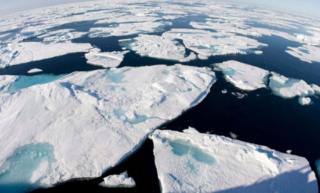 Arktik Okyanusu'nda mikroplastik alarmı