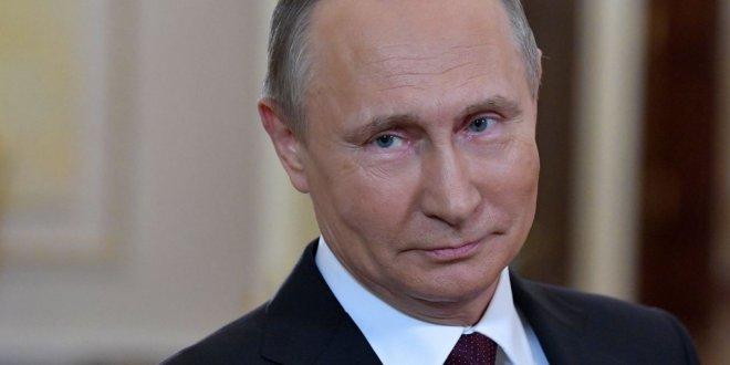 Putin'den Suriye itirafı