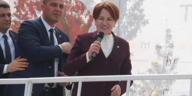 Akşener Antalya'da konuşacak