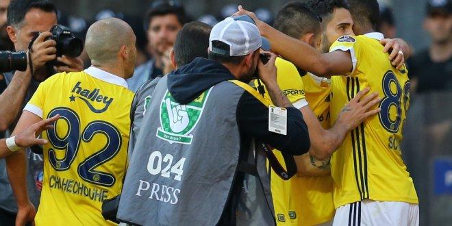 Kasımpaşa 1-4 Fenerbahçe / Maç özeti
