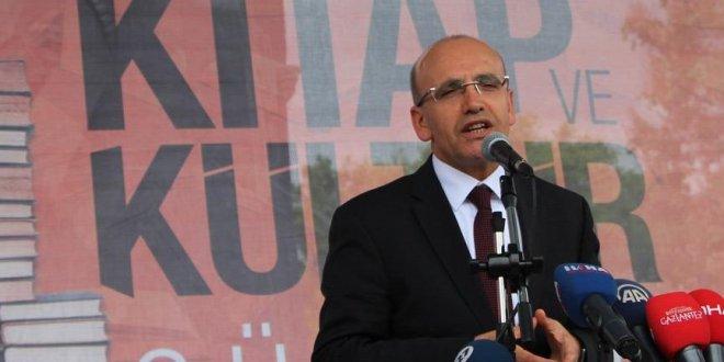 """Mehmet Şimşek: """"Türkiye'de okuma oranı binde 1"""""""