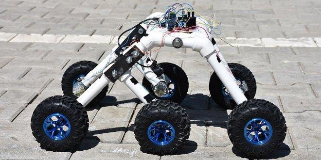 Beyin dalgalarıyla hareket edebilen mini araç tasarladılar
