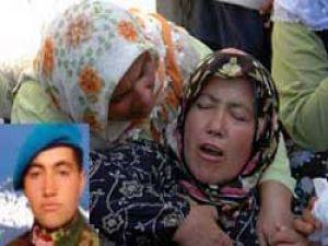 Şehit annesinden Kürtçe ağıt