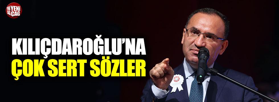 Bozdağ'dan Kılıdaroğlu'na çok sert sözler
