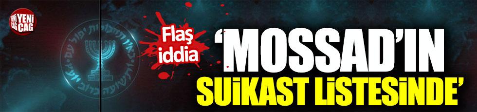 İranlı bilim adamı Mossad'ın suikast listesinde