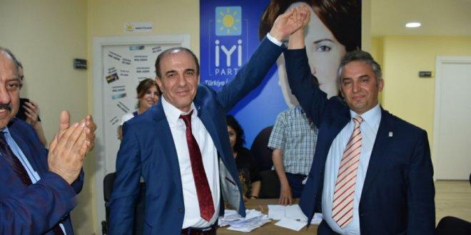 İYİ Parti Bursa'nın yeni il başkanı belli oldu