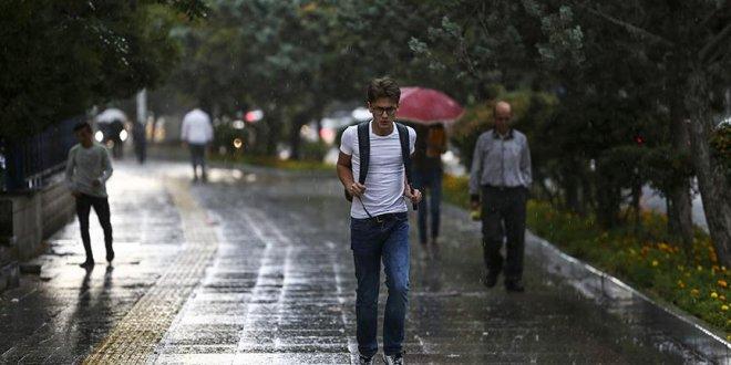 Sıcaklıklar azalacak, yağış gelecek