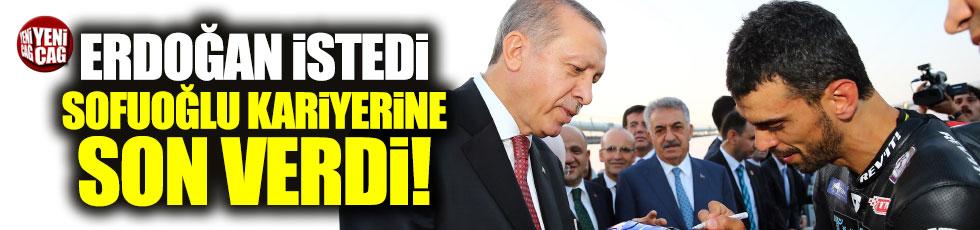 """Kenan Sofuoğlu: """"Yarış kariyerimi noktalıyorum"""""""
