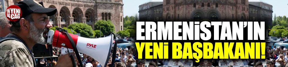 Ermenistan'da Nikol Paşinyan başbakan seçildi