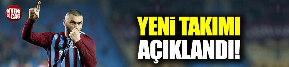 Burak Yılmaz Başakşehir'de iddiası