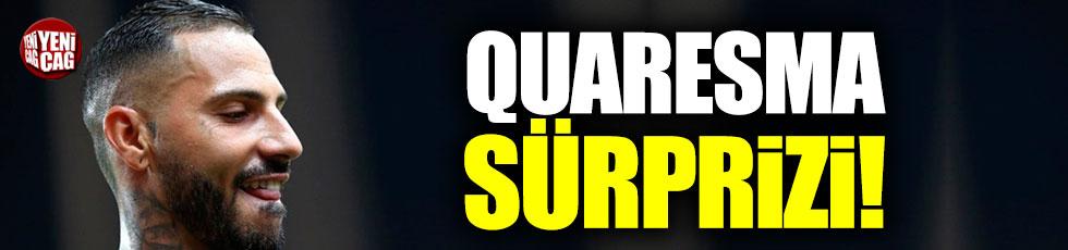 Portekiz'den Ricardo Quaresmalı çağrı!