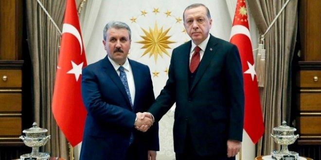 AKP listesi belli oldu