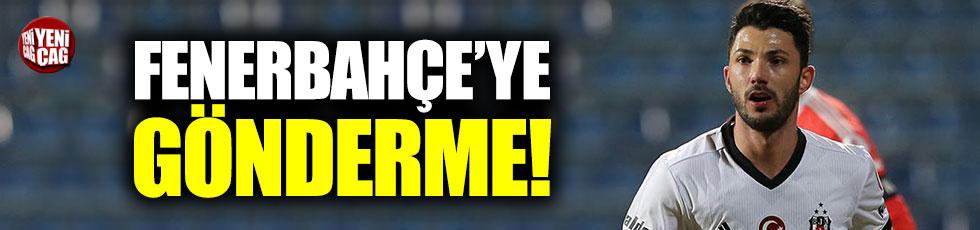 Tolgay Arslan'dan Fenerbahçe'ye gönderme
