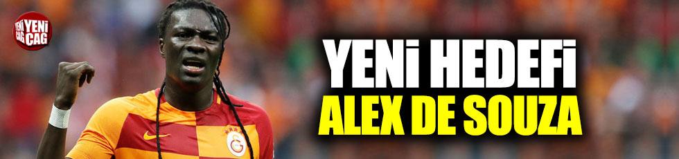 Gomis'in yeni hedefi Alex!