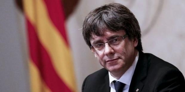 Katalan lider Puigdemont adaylıktan vazgeçti