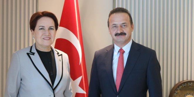 Yavuz Ağıralioğlu İYİ Parti'ye katıldı
