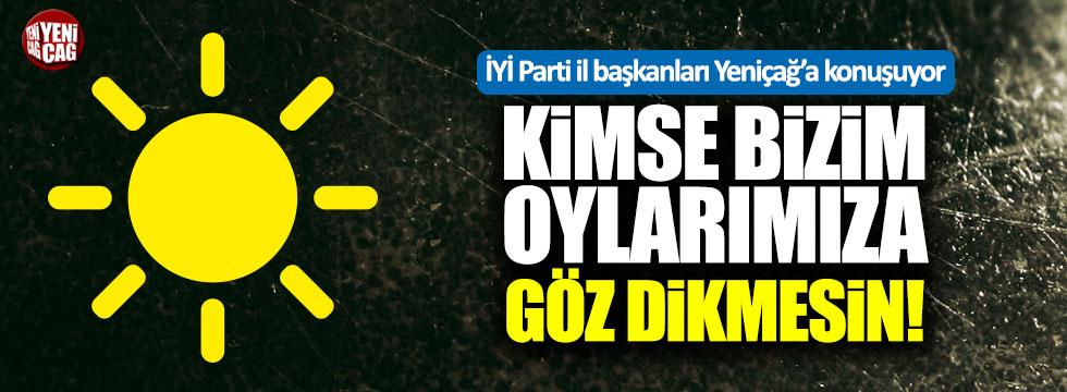İYİ Parti İl Başkanları Yeniçağ'a konuşuyor: Giresun, Trabzon ve Samsun...