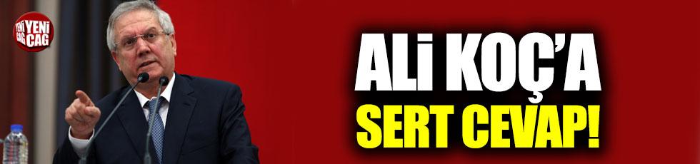 Aziz Yıldırım'dan Ali Koç'a çok sert cevap!