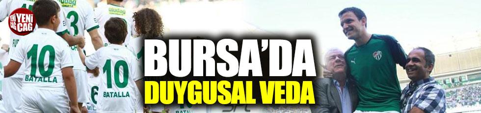 Bursaspor-Trabzonspor 1-3 (Maç Özeti)