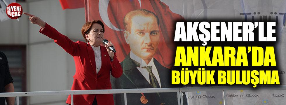 Meral Akşener Türkiye hayalini açıklıyor