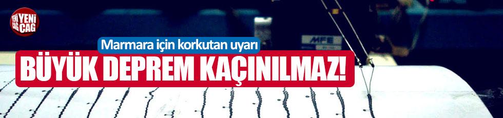 """Fransız deprembilimci: """"Marmara'da büyük deprem"""""""