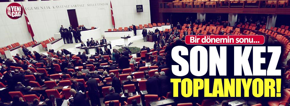 Parlamenter sistem son kez toplanıyor