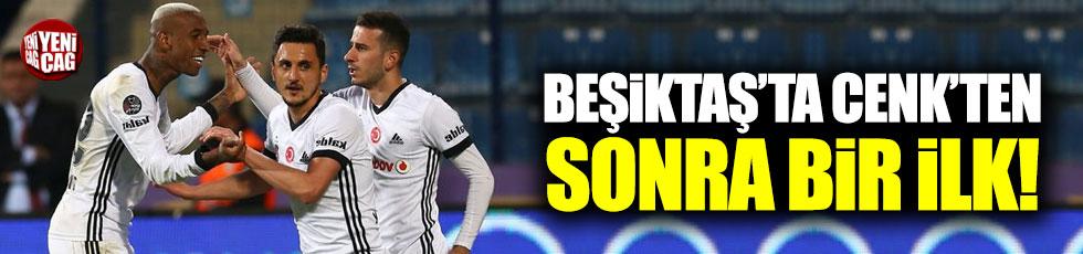 Beşiktaş'ta Cenk'ten sonra bir ilk