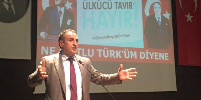 MHP'li Atila Kaya: Erdoğan'a oy vermeyin