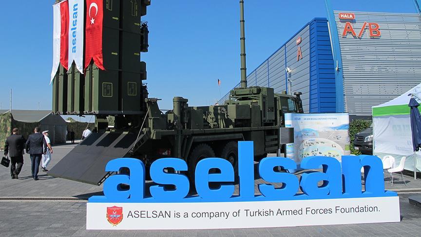 ASELSAN ile Savunma Sanayi arasında sözleşme