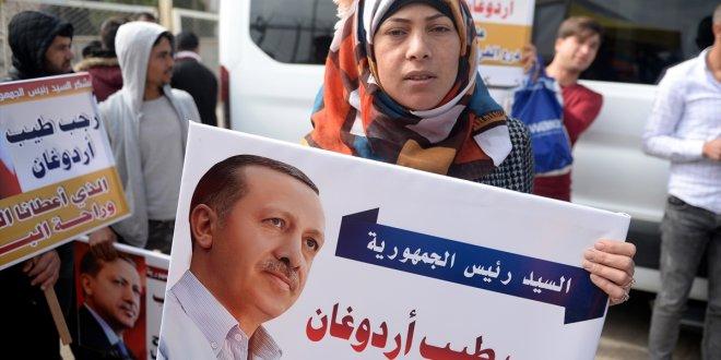 Kayseri'de Suriyeliler oy kullanacak