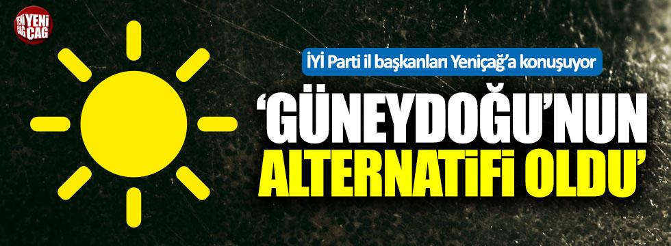 İYİ Parti İl Başkanları Yeniçağ'a konuşuyor: Şırnak, Gaziantep ve Adıyaman...