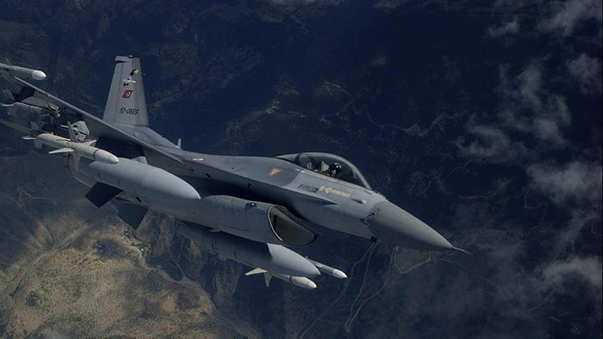 TSK'dan hava operasyonu