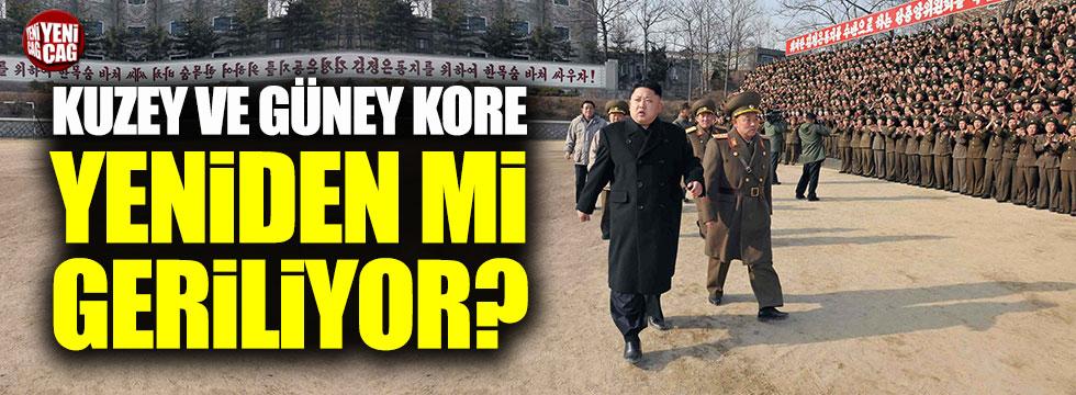 Kuzey Kore'den ABD ve Güney Kore hamlesi