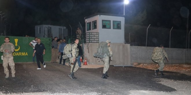 Şanlıurfa'da jandarma karakoluna saldırı