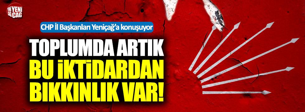 CHP İl Başkanları Yeniçağ'a konuşuyor: Ordu, Rize, Artvin