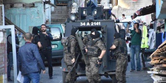 İstanbul'da 80 kilo uyuşturucu ele geçirildi