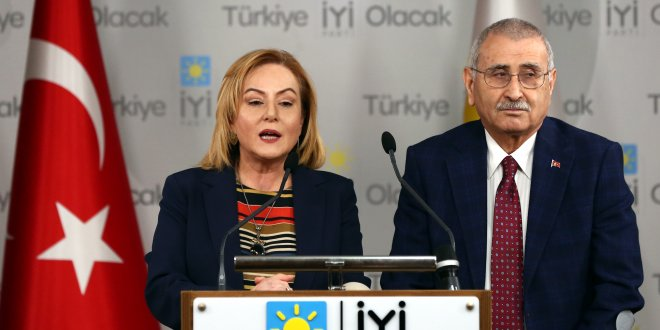 İYİ Partili Durmuş Yılmaz'dan Dolar ile ilgili önemli iddia