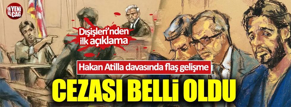 Hakan Atilla'nın cezası belli oldu