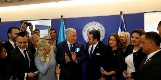 Kudüs'e bir ülke daha elçilik açtı