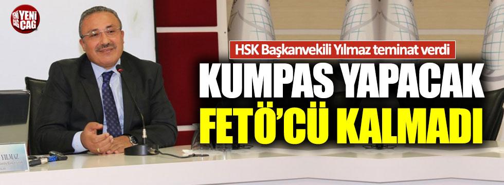"""HSK: """"Kumpas yapacak, delil uyduracak hakim savcı kalmadı"""""""