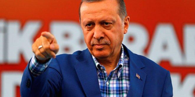 Erdoğan'dan liste açıklaması