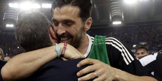 Buffon'dan duygusal veda