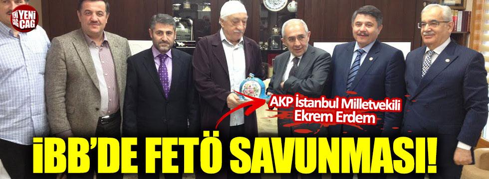 Gülen'li fotoğrafa AKP'den savunma!