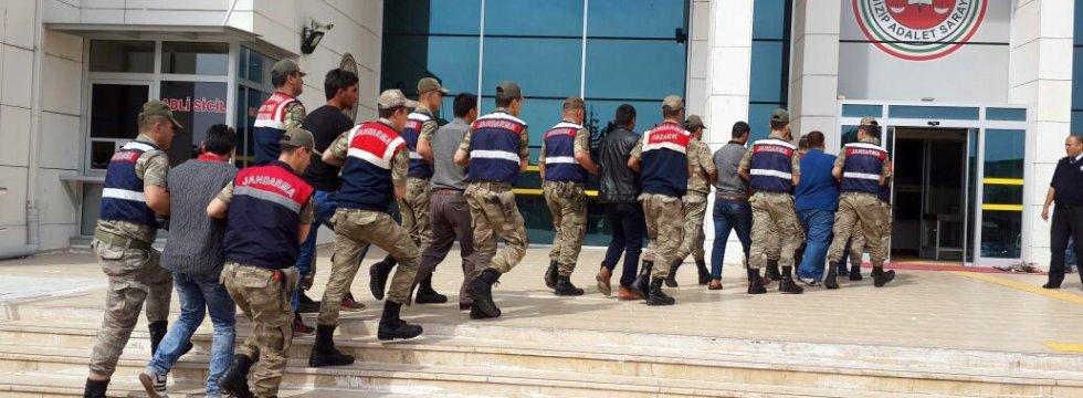 DAEŞ davasında 10 hapis cezası