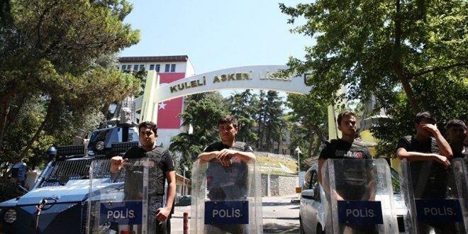Çengelköy ve Kuleli Askeri Lisesi duruşması ertelendi