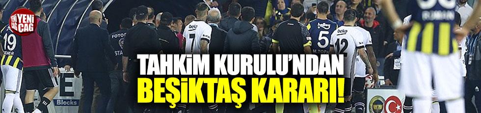 Tahkim Kurulu'ndan Mossoro ve Beşiktaş kararı